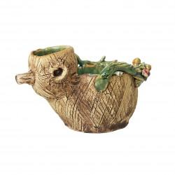 J0035 - Pot, vase en terre...