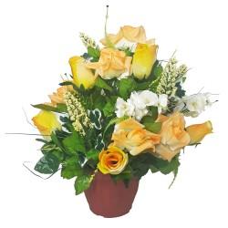 5176P - Fleurs...