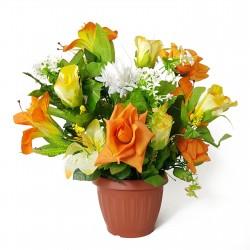 5186P - Fleurs...