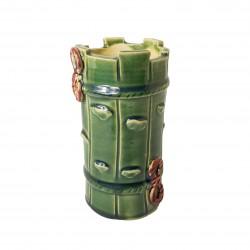 J0024 - Pot bambou vert...