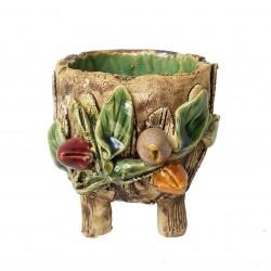 J0034 - Pot décoratif en...