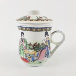 12044 - Tasse à thé en...