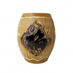 J0085 - Pot décoratif, pot...