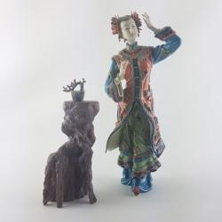 12001 - Statue, Poupée...