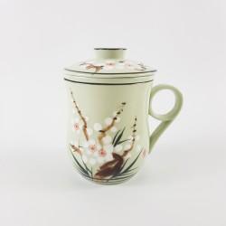 T84004 - Tasse à thé en...