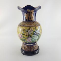44017 - Vase en porcelaine...
