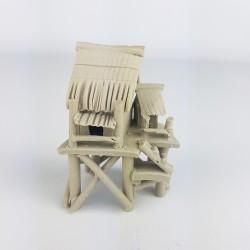 54009 - Figurine en terre...
