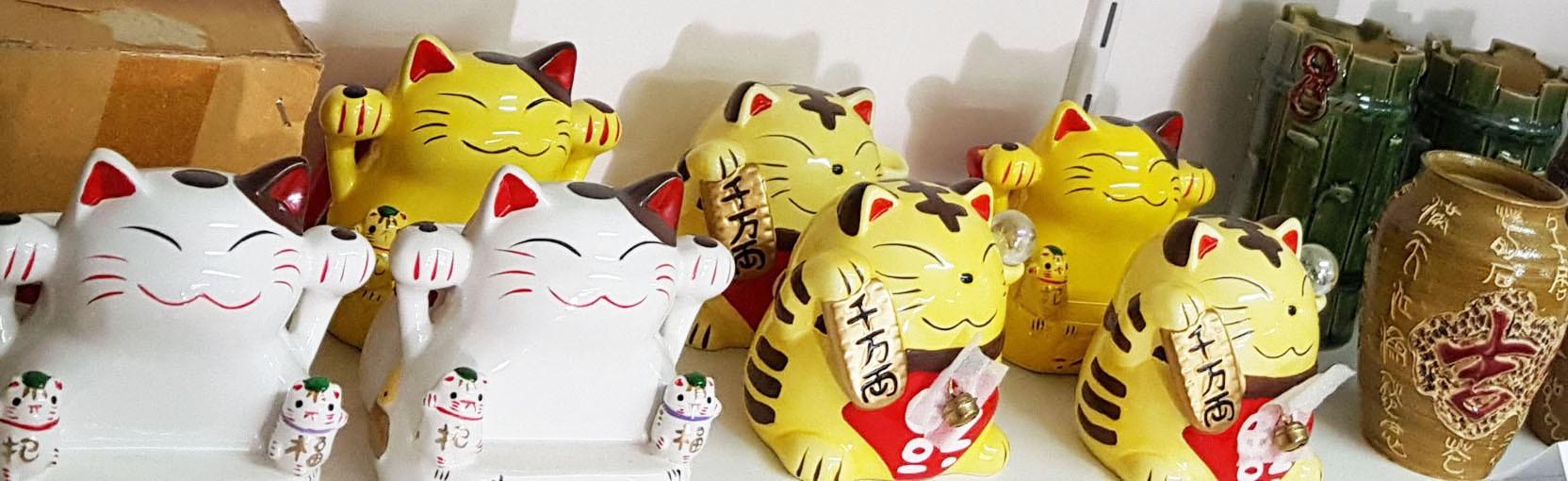 Articles en porcelaine, céramique et terre cuite! Oriental-Import.com